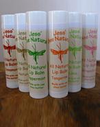Jess' Bee Natural Lip Balms